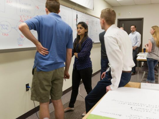 LSS Nevada- Lean Six Sigma Curriculum for High School Students